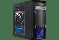 CAPTIVA Captiva Highend Gaming I49-243, Gaming PC mit Core™ i7 Prozessor, 16 GB RAM, 500 GB SSD, 1 TB HDD, GeForce® RTX 2070, 8 GB