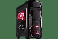 CAPTIVA Captiva Highend Gaming R49-266, Gaming PC mit Ryzen™ 7 Prozessor, 32 GB RAM, 500 GB SSD, 1 TB HDD, GeForce® RTX™ 2080, 8 GB
