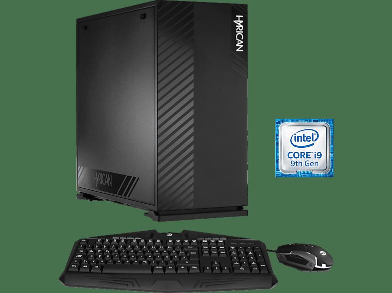 HYRICAN ALPHA 6340, Gaming-PC mit Core™ i9 Prozessor, 32 GB RAM, 1 TB SSD, Geforce® RTX 2080 Ti, 11 GB