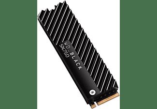 WD Black™ SN750 NVMe™ Festplatte, 1 TB SSD, Interner Speicher M.2 via NVMe, intern