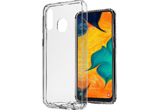 CELLULAR LINE CLEAR DUO, Backcover, Samsung, Galaxy A40, Transparent