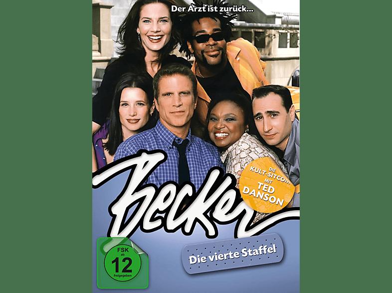 Becker - Staffel 4 [DVD]