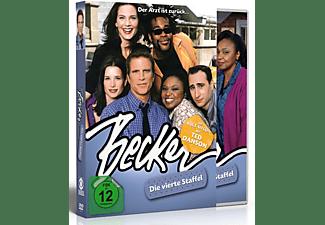 Becker - Staffel 4 DVD