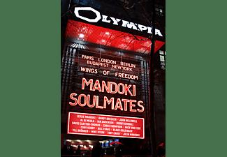 Man Doki Soulmates - Wings Of Freedom  - (Blu-ray)
