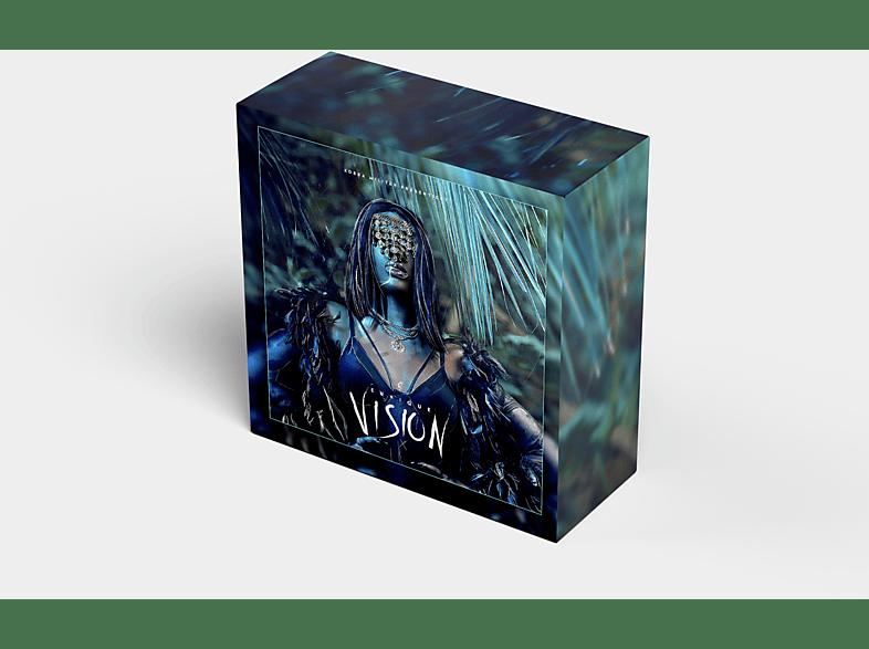 Eunique - VISION (Limited Kobra Box) [CD]