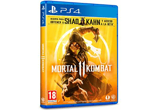 PS4 Mortal Kombat Standard Edition