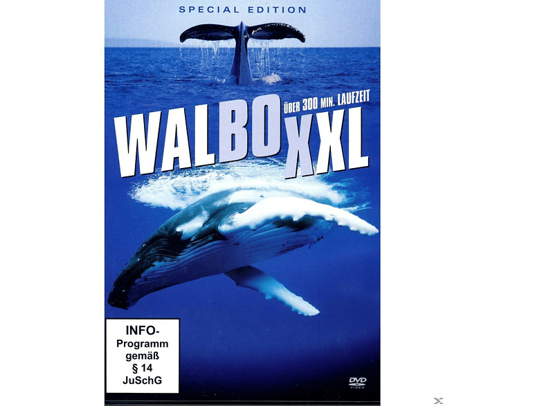 WAL BOX XXL [DVD]