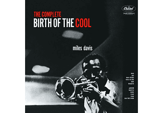Miles Davis - The Complete Birth Of Cool CD