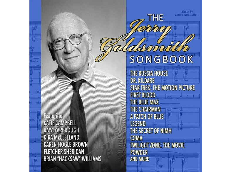 Jerry Goldsmith - Songbook [CD]