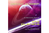 Patrick Gleeson - An Electronic Portrait Of Holst's The Planets [CD]