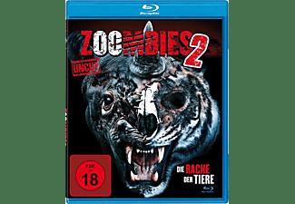 Zoombies 2-Die Rache Der Tiere (Uncut) Blu-ray