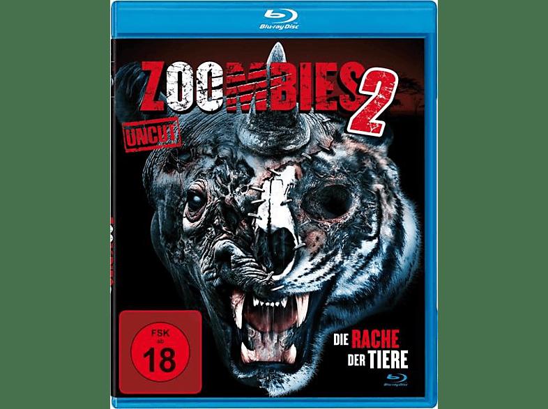 Zoombies 2-Die Rache Der Tiere (Uncut) [Blu-ray]
