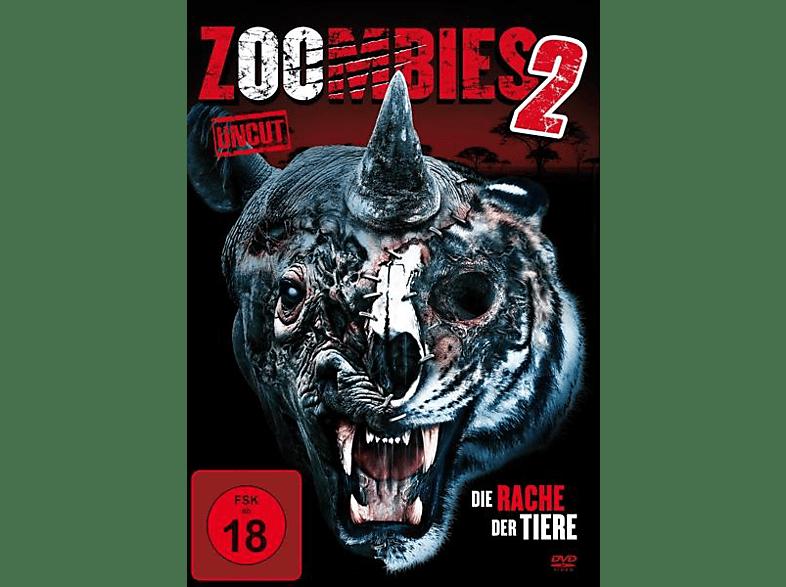 Zoombies 2-Die Rache Der Tiere (Uncut) [DVD]