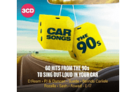 VARIOUS - Car Songs-The 90's [CD]