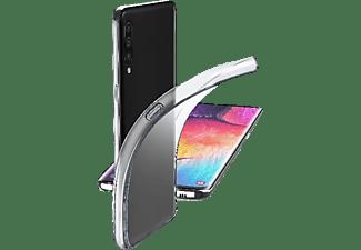 CELLULAR LINE Fine Cover, Backcover, Samsung, Galaxy A50, TRANSPARENT