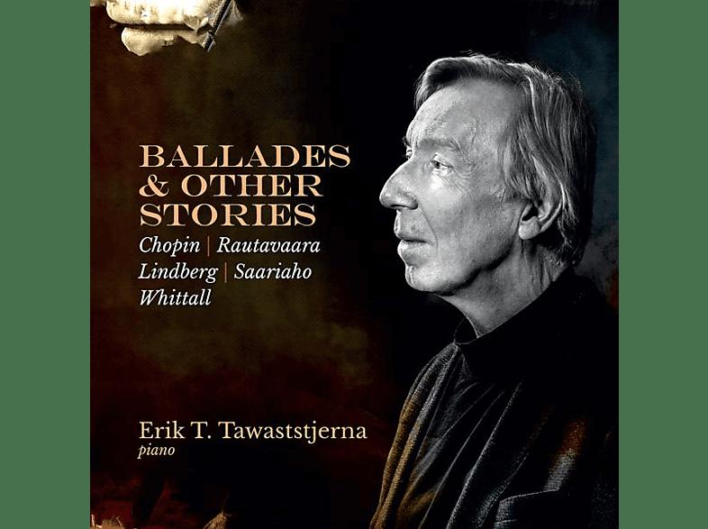 ERIK T. Tawaststjerna - Ballades & other stories [CD]