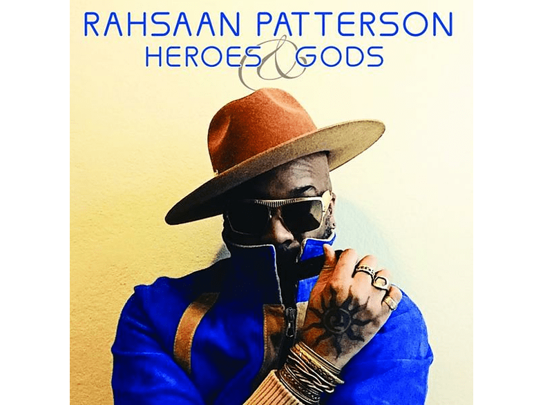 Rahsaan Patterson - Heroes & Gods [CD]