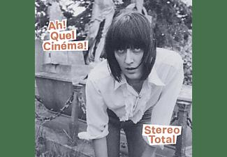 Stereo Total - Ah! Quel Cinéma!  - (Vinyl)