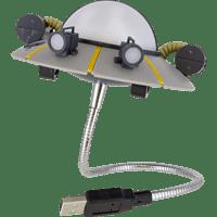 PALADONE PRODUCTS Ricks Ship USB Leuchte Leuchte, Mehrfarbig