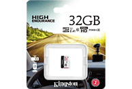 KINGSTON High Endurance, Micro-SD Speicherkarte, 32 GB, 95 MB/s