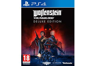 Wolfenstein: Youngblood Deluxe Edition NL/FR PS4