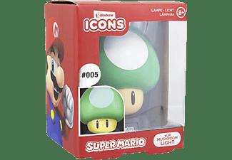 Icon Licht: Super Mario 1Up Pilz 3D