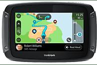 GPS - TomTom Rider 50, 4.3, Europa, WiFi, Negro