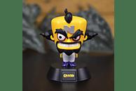 PALADONE PRODUCTS Icon Licht: Crash Bandicoot - Dr. Neo Cortex Actionfigur, Mehrfarbig
