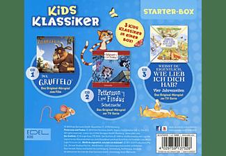Various - KIDS KLASSIKER-STARTER-BOX  - (CD)