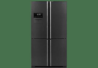 SHARP Amerikaanse koelkast A++