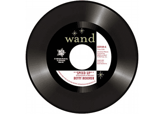 Betty Moorer - SPEED UP/ITS MY THING  - (Vinyl)