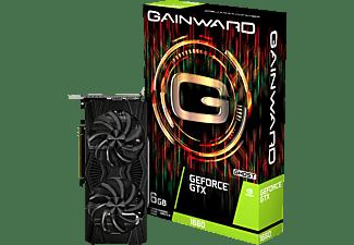 GAINWARD GeForce® GTX 1660 Ghost 6GB (4481) (NVIDIA, Grafikkarte)