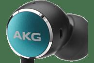 AKG Y100 WIRELESS, In-ear Kopfhörer Bluetooth Grün