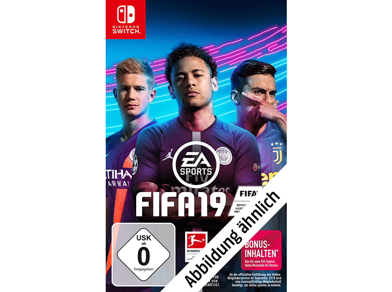 FIFA 19 [Nintendo Switch]