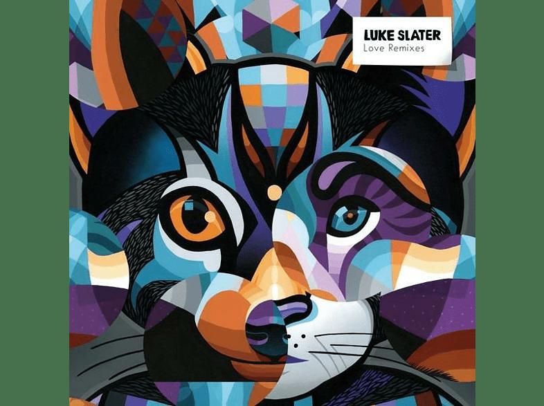 Luke Slater - Love Remixes (2LP+MP3) [LP + Download]