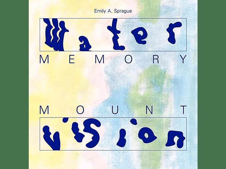 Emily A. Sprague - Water Memory/Mount Vision [Vinyl]