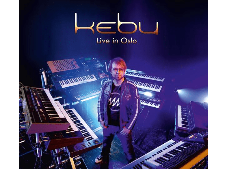 Kebu - Live in Oslo [CD]