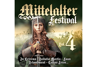 VARIOUS - Mittelalter Festival Vol.4  - (CD)
