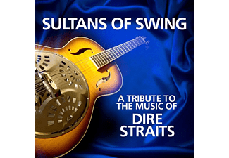 The Sultans Of Swing - A Tribute To Dire Straits  - (CD)