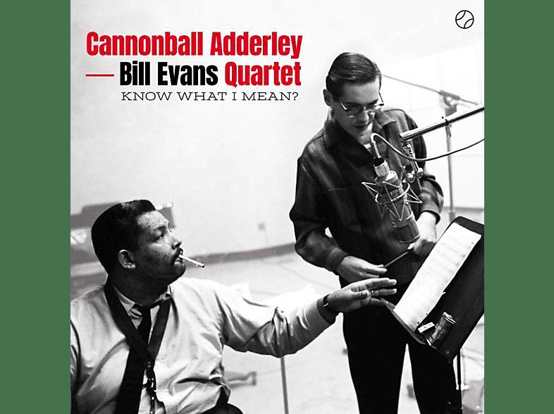 Cannonball Adderley, Bill Evans Quartet - Know What I Mean?+1 Bonus Track (180g Vinyl) [Vinyl]