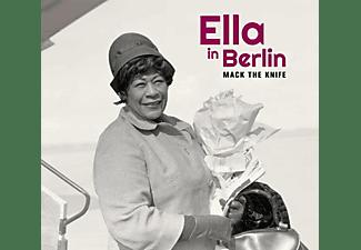 Ella Fitzgerald - Mack The Knife-Ella In Berlin+2 Bonus Tracks  - (CD)