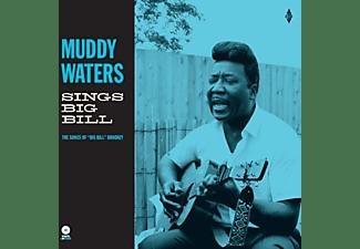 """Muddy Waters - Sings """"Big Bill""""+4 Bonus Tracks  - (Vinyl)"""