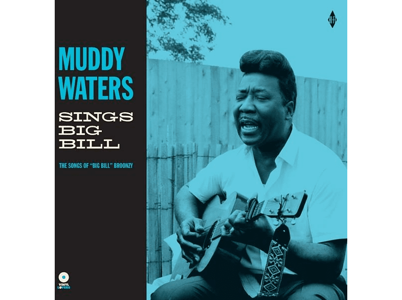 """Muddy Waters - Sings """"Big Bill""""+4 Bonus Tracks [Vinyl]"""
