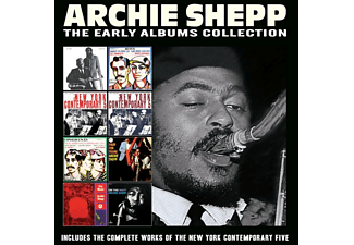 Archie Shepp - The Early Albums Collection  - (CD)