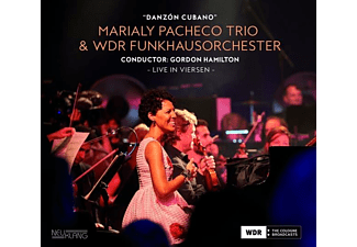 Gordon Hamilton, Marialy Trio Pacheco, Wdr Funkhausorchester - Danzon Cubano (Live At Viersen)  - (CD)