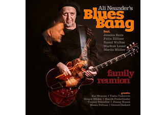 Ali Neander's Blues Bang - Family Reunion  - (CD)