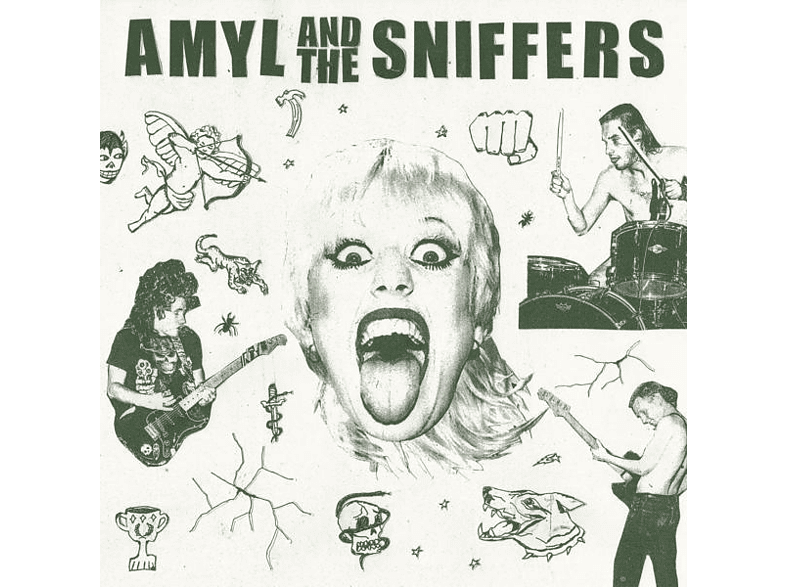 Amyl And The Sniffers - Amyl & The Sniffers [CD]