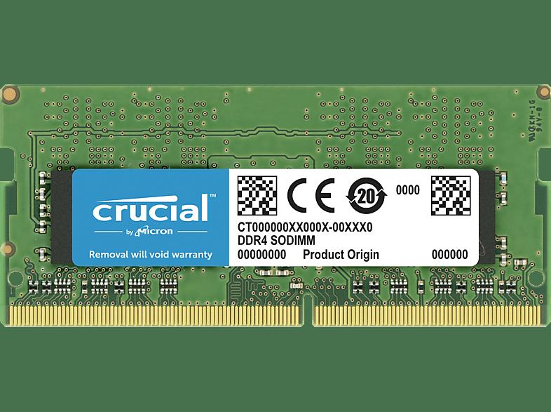 CRUCIAL CT16G4SFD832A Arbeitsspeicher 16 GB DDR4