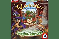 SCHMIDT SPIELE (UE) Die Quacksalber von Quedlinburg Die Kräuterhexen Gesellschaftsspiel, Mehrfarbig