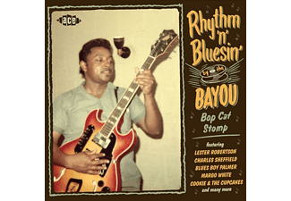 VARIOUS - Rhythm 'n' Bluesin' By The Bayou-Bop Cat Stomp  - (CD)
